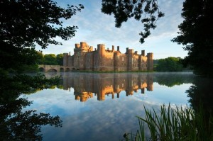 Herstmonceux Castle, Hailsham, East Sussex