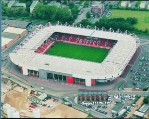 St Marys Stadium, Southampton.