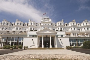 The Grand Hotel, Kings Parade, Eastbourne