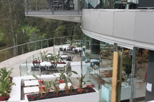 Fenix Restaurant, Victoria Street, Melbourne, Australia.
