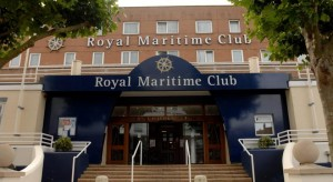 The Royal Maritime Club, Portsmouth,